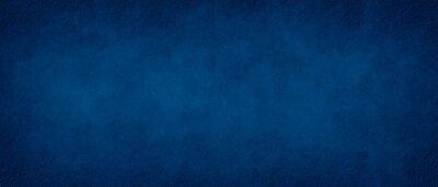 Naklejka Blue abstract lava stone texture background