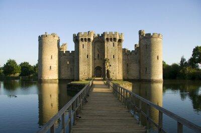 Naklejka Bodiam castle