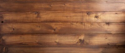 Naklejka brązowy deska drewniane tła