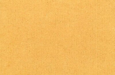 Naklejka brown corrugated cardboard texture useful as a background