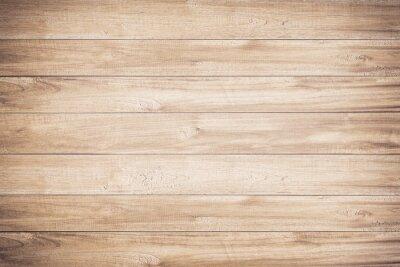 Naklejka Brown wood texture background