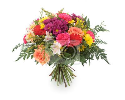 Naklejka Bukiet kwiatów