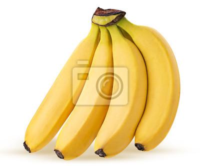 Naklejka Bunch of bananas