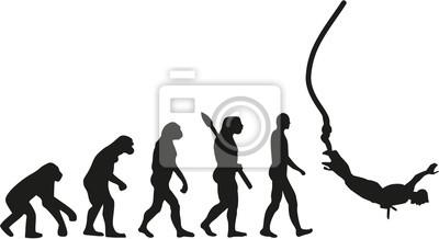 Bungee jumping ewolucja