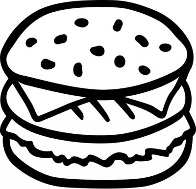 Burger Hamburger Cheesburger