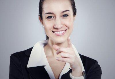 businesswoman portret