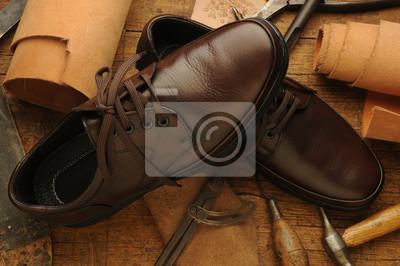 Naklejka Calzatura Footwear Fußbekleidung ft9102_6806 Soulier  Känga Jalkine