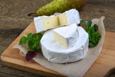 Naklejka Camembert