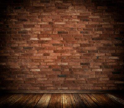 Naklejka Cegły tle ściany.