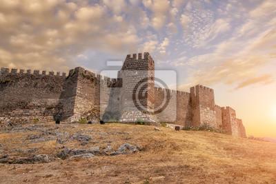 Naklejka Celcus Zamek, Izmir, Turcja