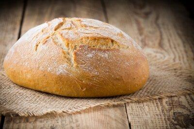 Naklejka Chleb.