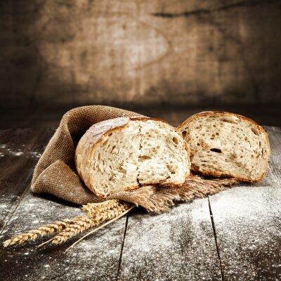 Naklejka chleb