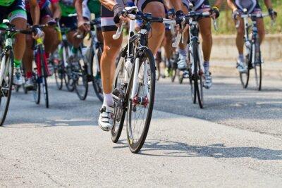 Naklejka ciclismo