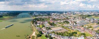 Naklejka City of Düsseldorf