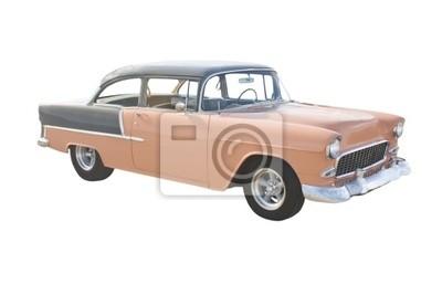 Naklejka classic dwa sedan tone