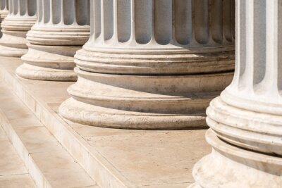 Naklejka Composite Greek Style Columns Row