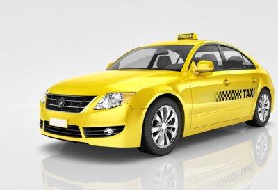 Naklejka Comtemporary samochodów Elegance Transport samochodów Luxury Concept