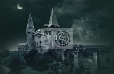 Naklejka Corvin's Castle in Hunedoara