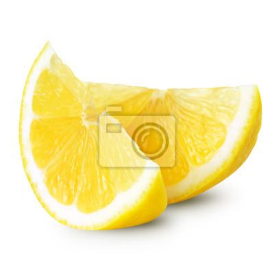 Naklejka cytryna