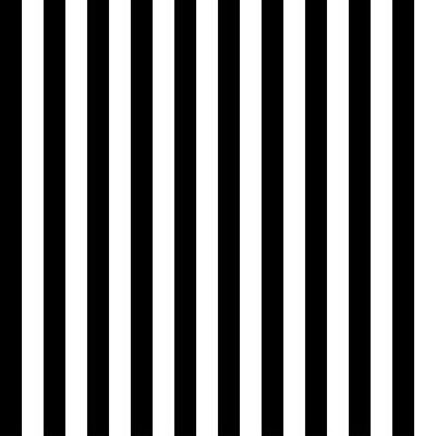 Naklejka Czarno-białe paski tle