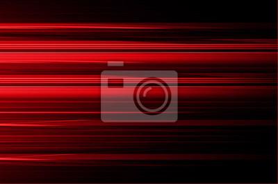 Naklejka czerwony ruch ruch streszczenie tło wektor, szybko