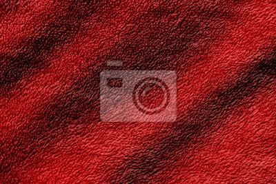 Czerwony Tkaniny Tekstury