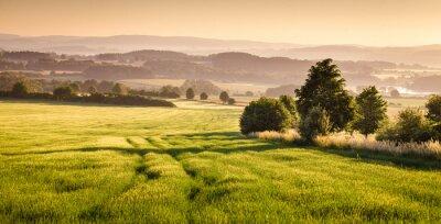 Naklejka Czeski krajobraz