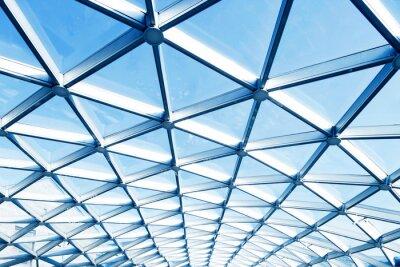 Naklejka Dach budowli MODEN