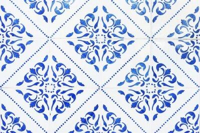 Naklejka Dachówka Portugalska ściany domu
