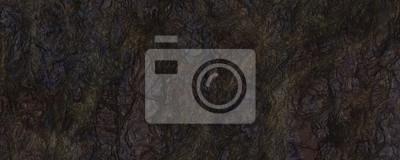 Naklejka dark brown grunge rock texture background