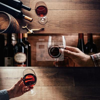 Degustacja win w winiarni