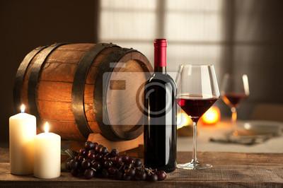 Degustacja wina w restauracji