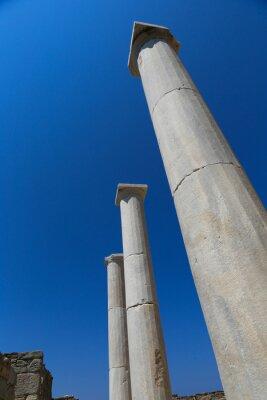 Naklejka Delos Ruins Grecji