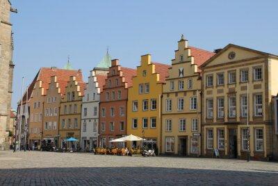 Naklejka Der Rathausplatz