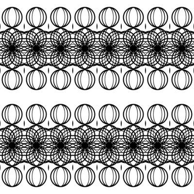 Naklejka Design seamless decorative pattern