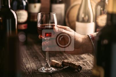 Doświadczenie degustacji win