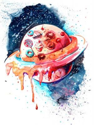Naklejka dream sweet tooth