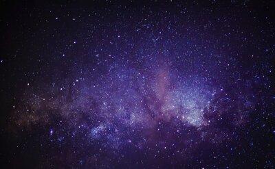 Naklejka droga Mleczna