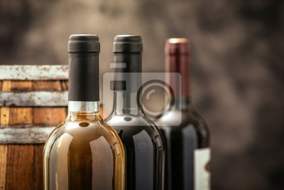 Drogi kolekcja wina
