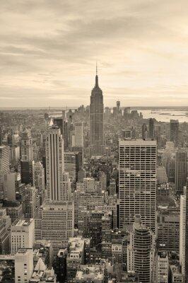 Naklejka Empire State Building