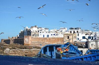 Naklejka Essaouira