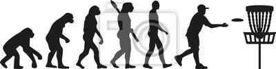 Ewolucja Disc golf