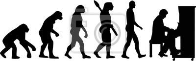 Ewolucja Piano player