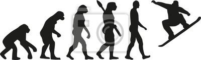 ewolucja snowboard