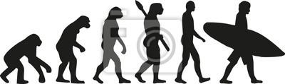 ewolucja surfer