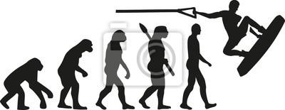 ewolucja wakeboarder
