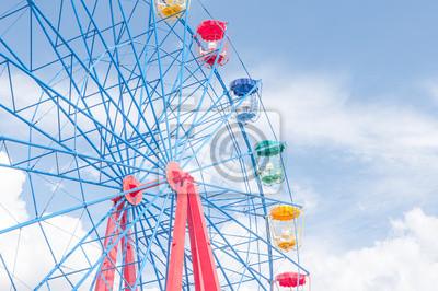 Naklejka Ferris Wheel