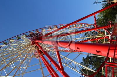 Ferris Wheel in Kharkov