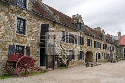 Naklejka Fort Ticonderoga