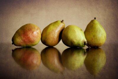Naklejka Four Pears